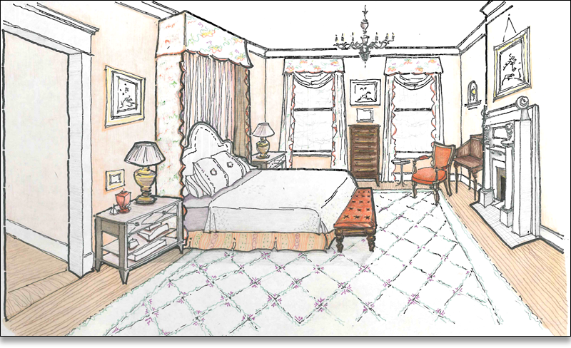 Dual Master Or Owner Bedroom Suite Home Plans Design Basics