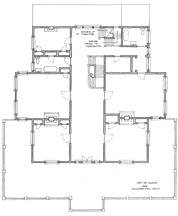 Second_floor The Coleman House Plan on the orman house, the creech house, the dahl house, the menard house, the wynn house, the chastain house, the sexton house, the hamlin house, the alvarado house, the gast house, the sanford house, the stoner house, the mann house, the deason house, the hahn house, the sprout house, the parrish house, the clebourne house, the aldredge house, the chamberlain house,